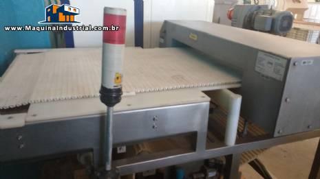 Detector de metal industrial Loma Systems