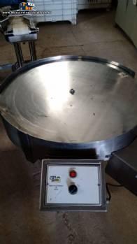 Mesa acumuladora 800 mm inox