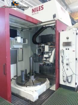 Retifica de engrenagem e perfis CNC