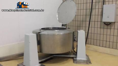 Centrifuga industrial em aço inox Sitec
