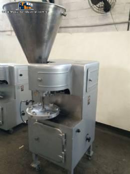 Envasadora / Fechadora semi-automática de bisnagas metálica - N
