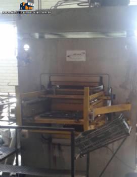 Prensa Hidráulica para 180 kgf / cm² RM Máquinas