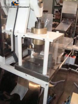 Prensa semi automática para sabonete