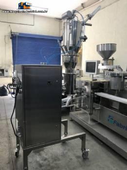 Granulador de pós Cronimo em inox 316 L