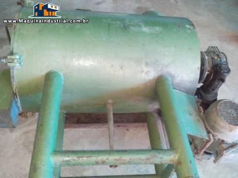 Misturador PVC / Resfriador Miotto em aço inox