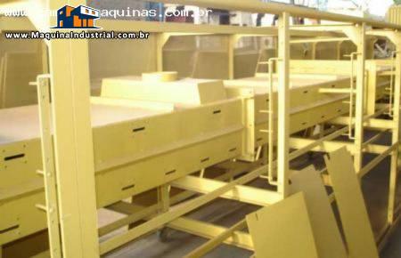 Forno industrial fabricante Ariette