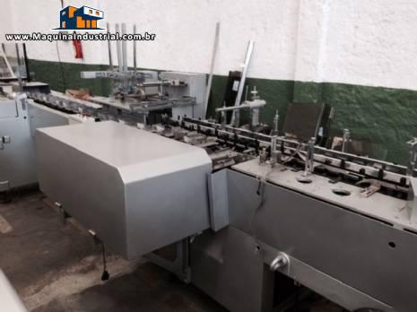 Encartuchadora automática horizontal - N