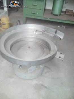 Alimentador vibratório em aço inox