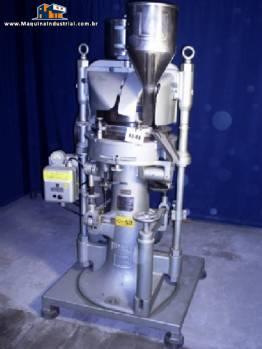 Compressora comprimidos rotativa