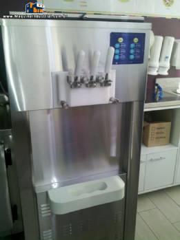 Maquina de sorvete fabricante Tecsoft