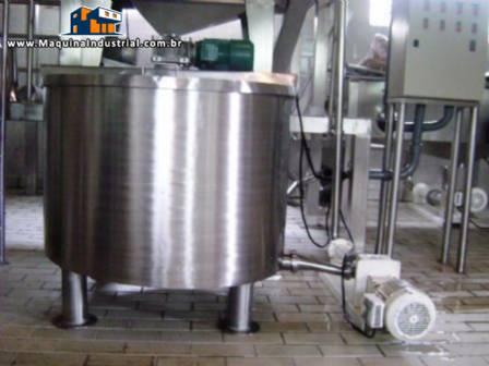 Fabrica de Processamento de Frutas