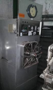 Autoclave industrial em aço inox fabricante Lutz Ferrano