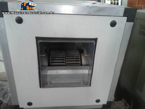 Unidade de ventilação exaustão Berliner Luft